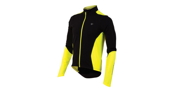 PEARL iZUMi SELECT Thermal Jersey Men's black/screaming yellow